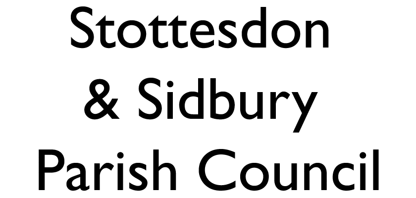 Stottesdon & Sidbury Parish Council logo